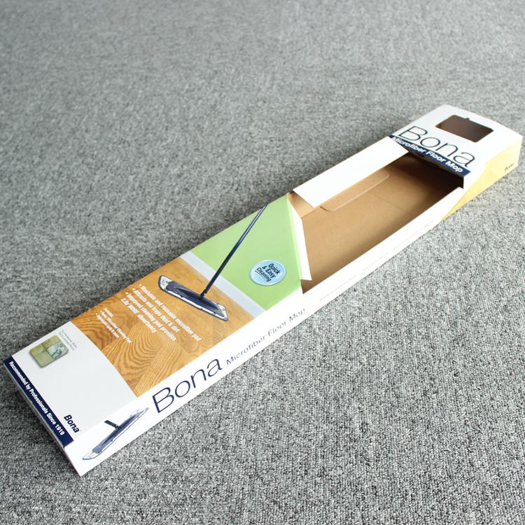 microfiber floor mop packaging box factory