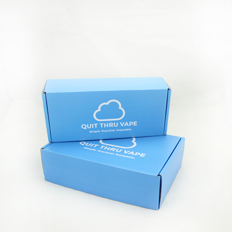 Yilucai Tuck top Corrugated Mailing Boxes Factory China Custom Mailing Box Manufacturer Supplier