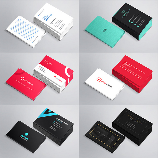 Yilucai Business Card Printing Factory Manufacturer China Name Supplier