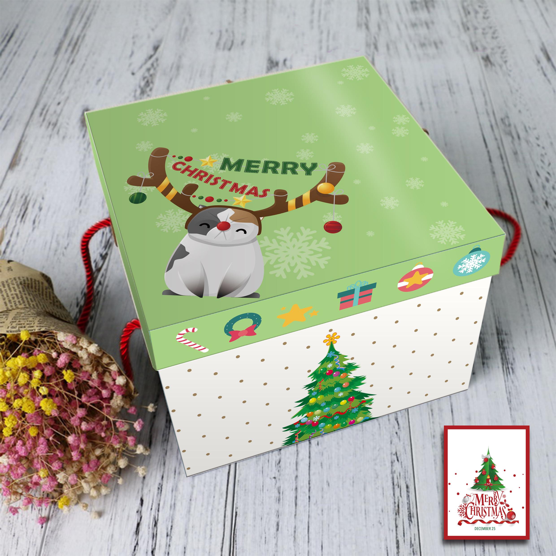 Yilucai christmas gift boxes manufacturer