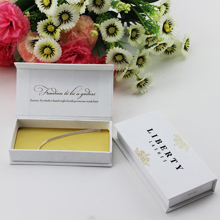 Yilucai Packaging Factory Custom Lash Boxes Manufacturer